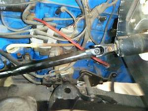 Classicbroncos Com Tech Articles  U00bb Blog Archive  U00bb 1984 F250 Steering Column Swap
