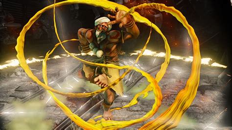 Dhalsim Moves List Unique Attacks Special Moves And