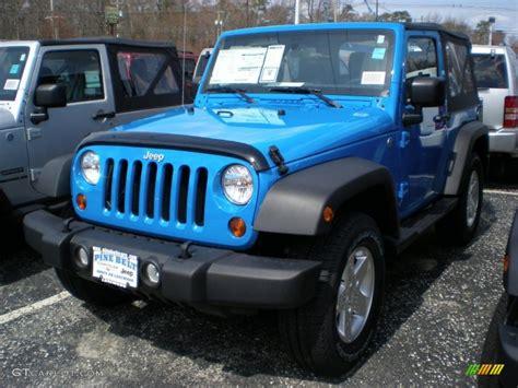 jeep blue interior 2011 cosmos blue jeep wrangler sport s 4x4 47498785