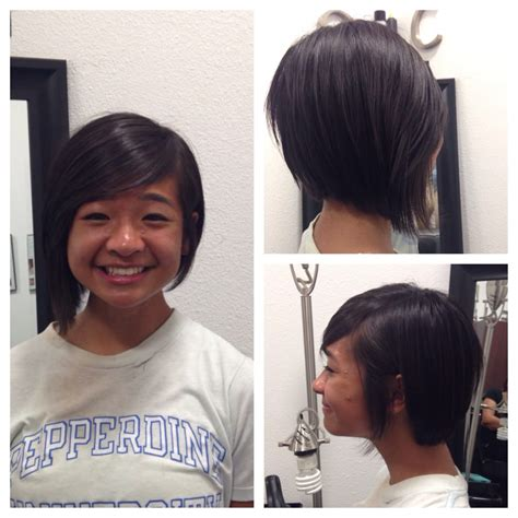 haircut carson city hair growing out from a pixie so i created a 1233