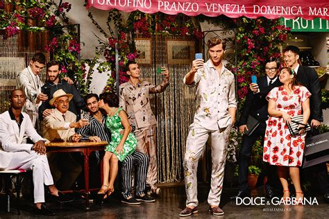 Dolce & Gabbana 2016 Spring/Summer Men's Campaign | The ...