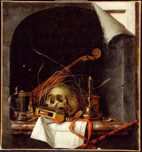Vanité Peinture by Flemish Vanitas A Symbolic Still Painting Based Upon