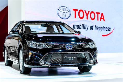 Is Toyota American Made by The American Made Toyota Camry Is Back