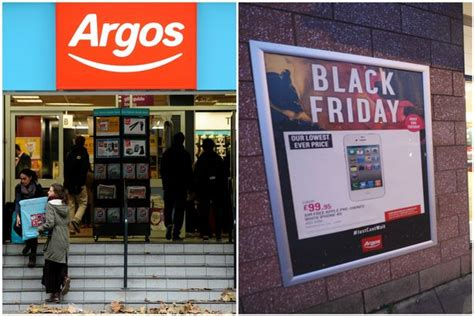 argos black friday watch deals
