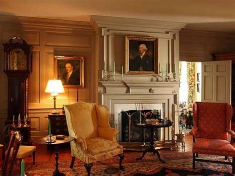 historic home interiors tour an historic waterfront home in virginia