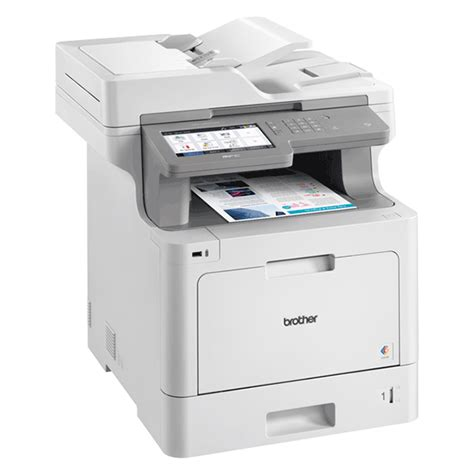 MFC-L9570CDW | Colour Laser All-in-one | SiliconBlue ...