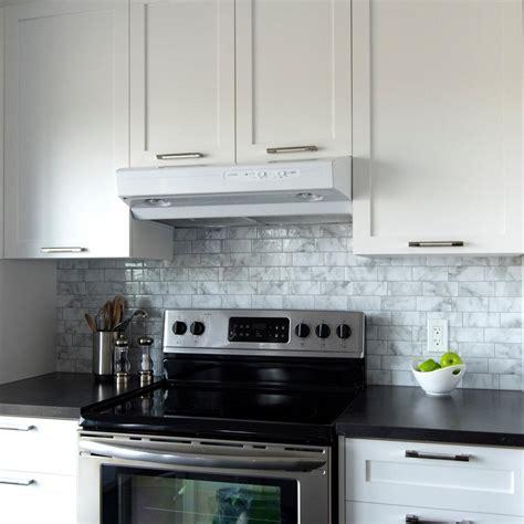 kitchen backsplash stick on tiles smart tiles metro 11 56 in w x 8 38 in h peel