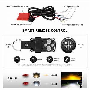40a 12v Wiring Kit With Wireless Remote Control For Car