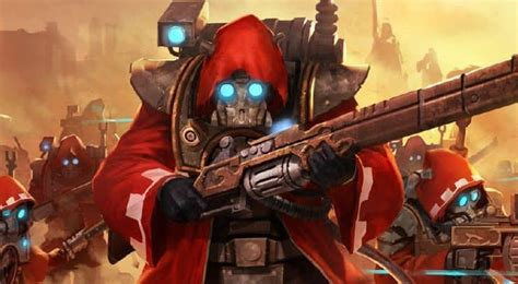 OMNISSIAH - The Skitraii Collector's Codex Unboxing ...