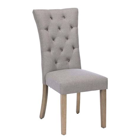 1000 ideas about grey upholstered dining chairs on