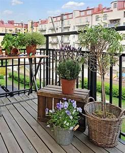 Balkon Wand Verschönern : sa modeller balkongestaltung mit pflanzen ~ Indierocktalk.com Haus und Dekorationen