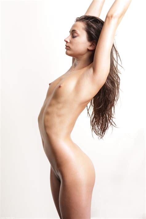Georgia In Nude Yoga X Art Beauties