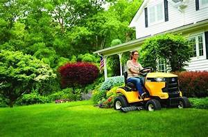 Cub Cadet Xt1 Enduro Series Gas Riding Lawn Mower Review