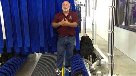 Car Wash Maintenance Training
