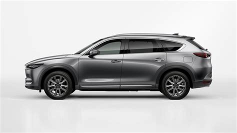 mazda japan models 2018 mazda cx 8 unveiled new suv is currently exclusive