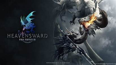 Fantasy Final Xiv Wallpapers Heavensward Desktop Background