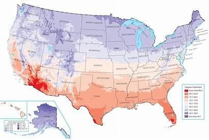 Map Temperature Geography Gis Maximum