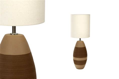 White Cylinder Lamp trulli tall table lamp naturals pr home