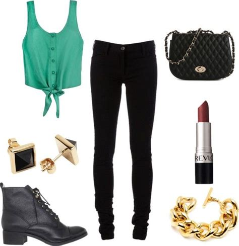 U0026quot;casual bar outfitu0026quot; by jacquelinemasc on Polyvore   Spring   Summer   Pinterest   Casual bar ...