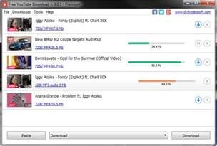 YouTube Downloader Free Download