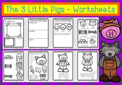 30 Three Little Pigs Worksheet Free Worksheet Spreadsheet