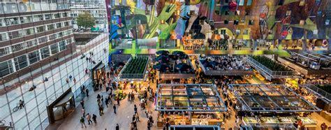 Markthal Rotterdam   Boon Edam France