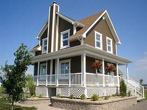 Vacation, Homes, Country, House, Plans