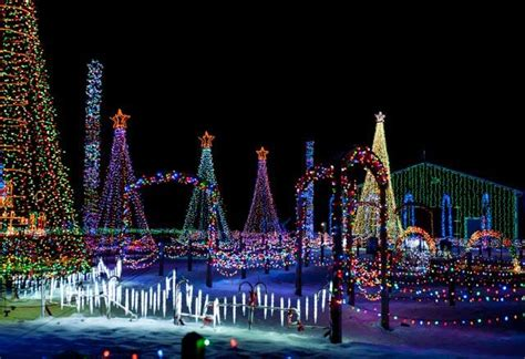 the 13 best most light displays in ohio