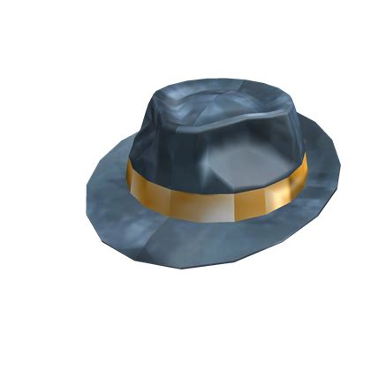 bluesteel fedora roblox wikia fandom
