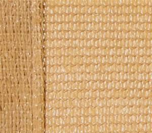 Brise Vue 400g M2 : brise vue filet maill sable de d sert 3m 185g m2 occultation 90 39 99 ~ Melissatoandfro.com Idées de Décoration