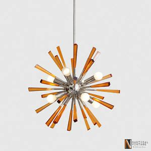 chrome sputnik chandelier modern chrome brass acrylic rock sputnik