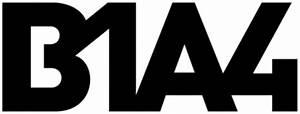 B1A4 Logo / Music / Logonoid.com
