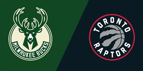 milwaukee bucks  toronto raptors fiserv forum