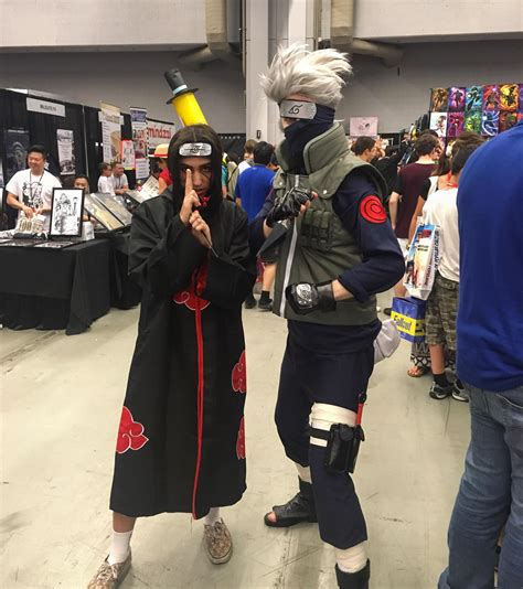 Cosplay At Montreal Comiccon Me Itachi A Cool Dude