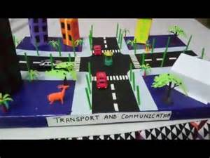 Transport and Communication Model