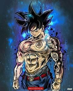 Goku Instinto Superior Las Mejores Pinterest Goku