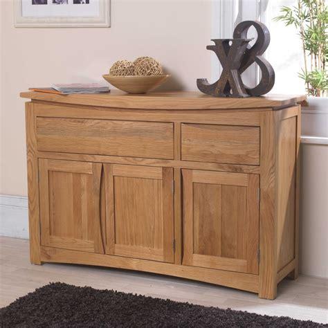 Sideboards Uk by Crescent Solid Oak Furniture Large Sideboard Madewithoak