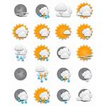Weather Icon Icons Tick Pack Engine Cliparts