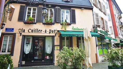 restaurant la cuiller 224 pot 224 strasbourg vieil hopital menu avis prix et r 233 servation