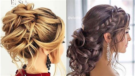 romantic prom wedding hairstyles professional hair