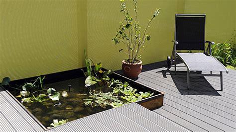 Teich Auf Balkon by Miniteich Auf Dem Balkon So Bauen Sie Sich Ihre Eigene