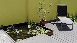 Teich Für Balkon : miniteich auf dem balkon so bauen sie sich ihre eigene teichoase ~ Sanjose-hotels-ca.com Haus und Dekorationen
