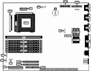 Hp Vectra Xm 5  Xxx Series 4 Motherboard Settings And