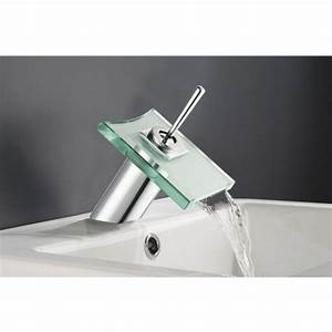 Robinet Cascade Baignoire : robinet cascade par leroy merlin ~ Nature-et-papiers.com Idées de Décoration