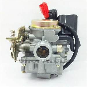 20mm High Performance Carburetor For Chinese Scooter With 50cc Qmb139 Engines