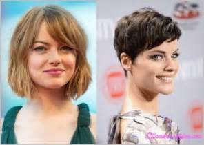 2017 Short Trendy Hairstyles