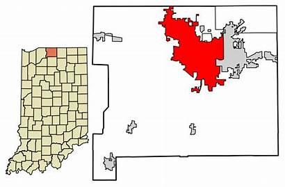 Indiana Bend South County Joseph St Svg