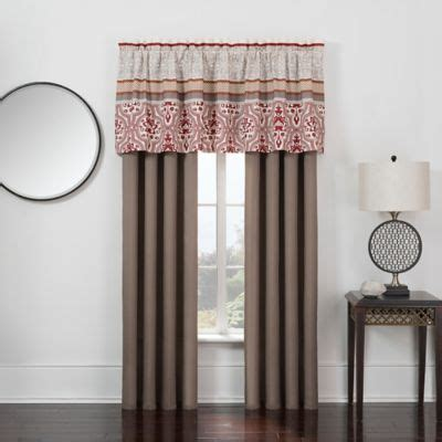 Inch Valance by Buy 84 Inch Valance From Bed Bath Beyond
