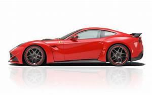 Ferrari Side View with White Background, ferrari ff white ...