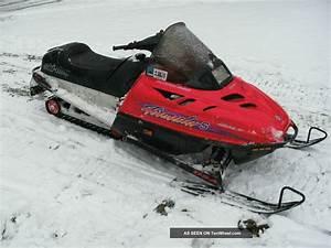 1989 Ski Doo Mach 1